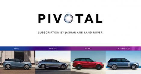 Programa Pivotal de Jaguar Land Rover