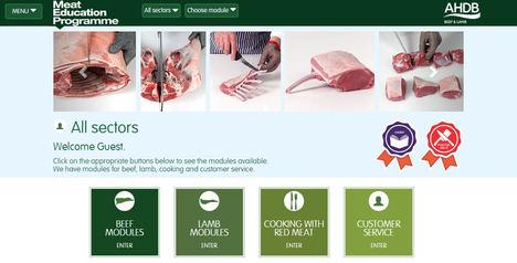 AHDB Beef & Lamb consolida su Programa de Educación sobre la Carne
