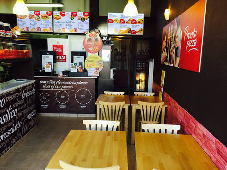 Pronto Pizza impulsa la reconversión de pizzerías o hamburgueserías en funcionamiento