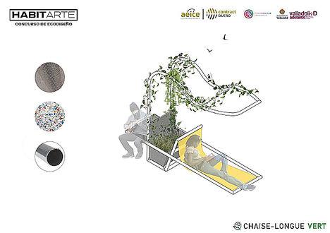 Proyecto Ganador Chasie Longue Vert.