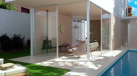 Proyecto Andromeda, Living Homes.