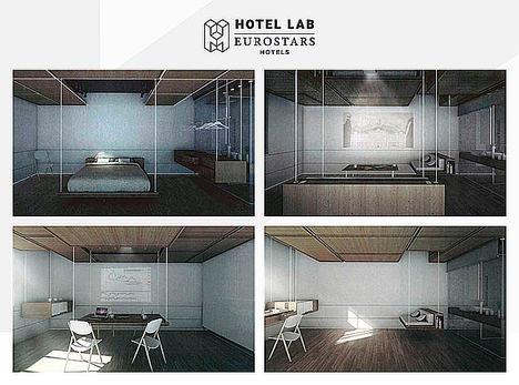 Proyecto Ganador, Hotel Lab. 2018.