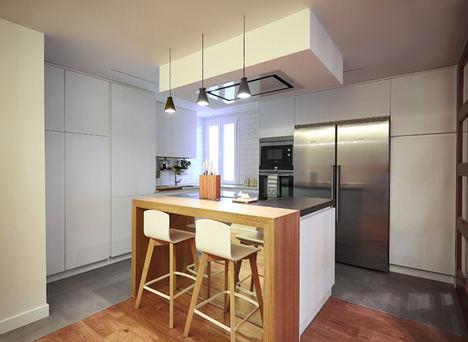 Dimensi-on presenta las claves de un perfecto piso de soltero/a
