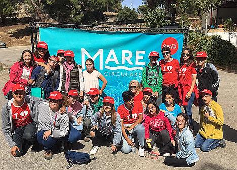 50 empleados de distintas empresas aprenden sobre sostenibilidad con el proyecto