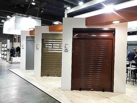 Persax presenta su nuevo sistema y más resistente Extreme en la mayor Feria Internacional de Puertas Automáticas