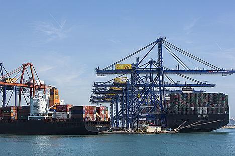 Robotics mejora la gestión del tiempo laboral de los profesionales de la autoridad portuaria de Valencia