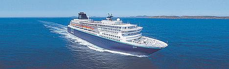 Pullmantur Cruceros sumará un barco a su flota en 2021, incrementando su capacidad en un 30 % versus 2020