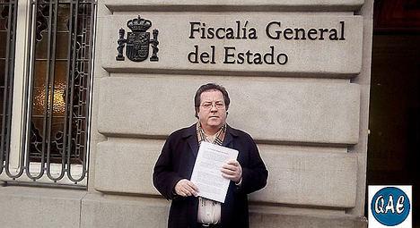 La Plataforma QAE denuncia en la Fiscalía General del Estado los Contadores Inteligentes de electricidad