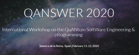 Nace QANSWER 2020, el primer workshop internacional sobre ingeniería y programación cuántica en España