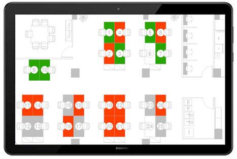 QUIONIA IS amplía sus funcionalidades para que la vuelta de los profesionales a los espacios de trabajo sea más segura
