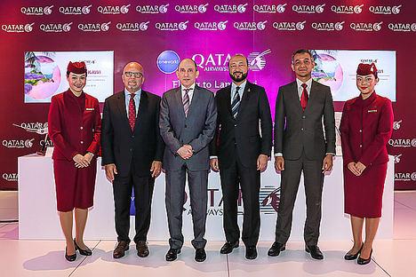 Qatar Airways anuncia el lanzamiento de vuelos a Langkawi (Malasia)