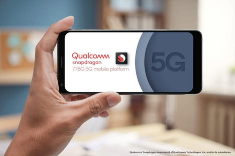 Qualcomm anuncia la nueva plataforma móvil Snapdragon 778G 5G