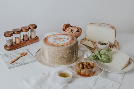 El nuevo queso de cabra semicurado de Lácteos Martínez-Queso los Cameros, un delicioso ejemplo de sostenibilidad rural en la España vaciada