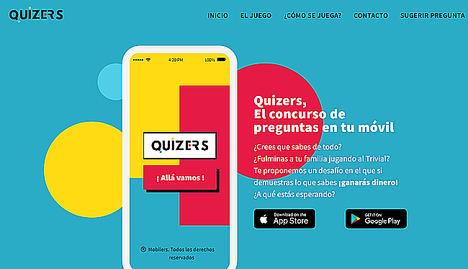 QUIZERS, App desarrollada en España reinventa los concursos de preguntas y respuestas con funcionalidades únicas en el mundo