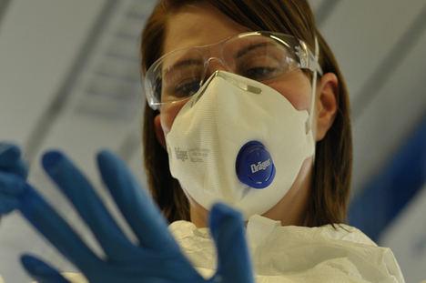 ¿Qué mascarillas se pueden usar en las oficinas para frenar la transmisión del coronavirus por aerosoles?