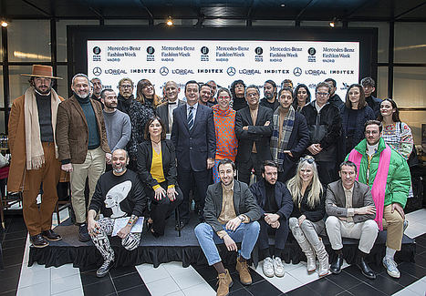 La diversidad creativa del diseño español, reunida en la 69ª Mercedes-Benz Fashion Week Madrid