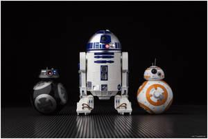 Sphero amplia su gama de Star Wars con el lanzamiento de R2-D2 y BB-9E