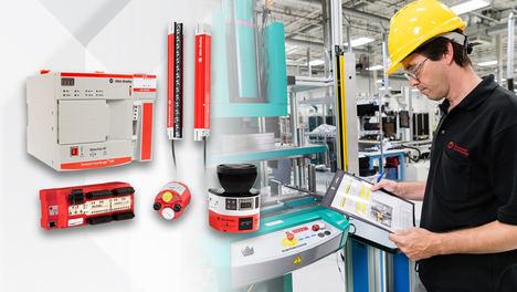 Los nuevos dispositivos de seguridad de Rockwell Automation mejoran la seguridad y la productividad