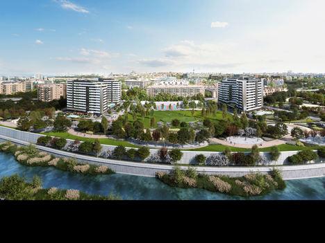 Aberdeen Standard Pan European Residential Property Fund cierra su primera compra residencial con Azora