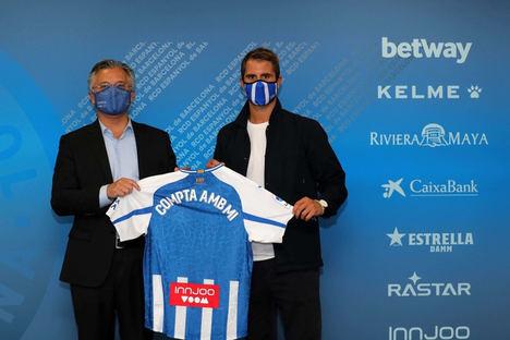 El Espanyol e InnJoo seguirán compitiendo juntos una temporada más