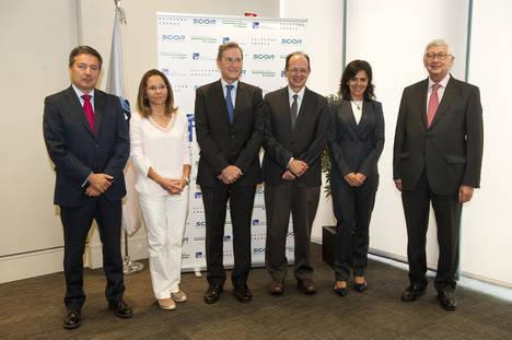 IE inaugura su Centro de Investigación de Seguros