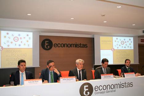 El Registro de Asesores Fiscales del Consejo General de Economistas presenta el Panorama de la fiscalidad autonómica y foral 2020