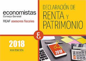 Declaración de Renta y Patrimonio 2018 XXX Edición