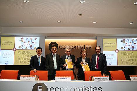 El Registro de Economistas Asesores Fiscales (REAF) presenta el panorama de la fiscalidad autonómica y foral 2019