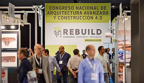 REBUILD 2019 cuenta con más de 5.000 nuevos proyectos de edificación inscritos