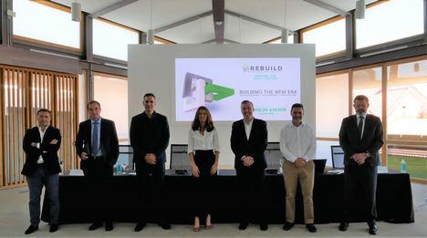 Las empresas líderes del sector de la edificación acuerdan la celebración de REBUILD en septiembre