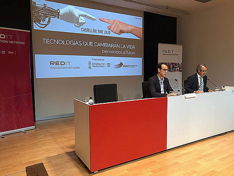"""REDIT presenta en Castellón el documental """"Tecnologías que cambiarán la vida"""""""