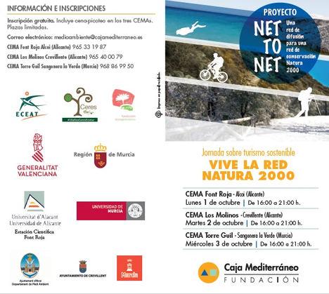 Las experiencias de turismo sostenible rural de mayor éxito serán presentadas en VIVE LA RED NATURA 2000