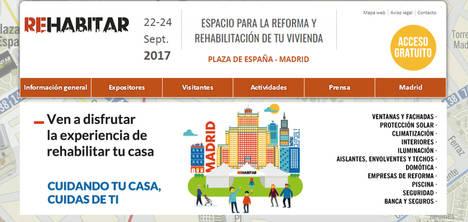 ANERR y el Colegio de Aparejadores de Madrid acuden juntos a REHABITAR MADRID