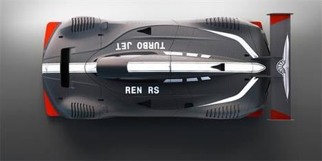 El REN RS se presentará en el Salón de Ginebra