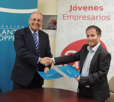 Respaldo de la Fundación Atlantic Copper a los jóvenes empresarios andaluces