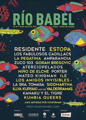 IFEMA – Feria de Madrid se estrena en festivales de gran formato