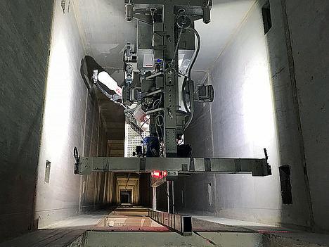 Schindler presenta R.I.S.E, un innovador sistema robótico para ascensores