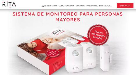 Sigfox y RITA24 lanzan una solución de IoT para monitorizar la salud de los mayores que vivan solos
