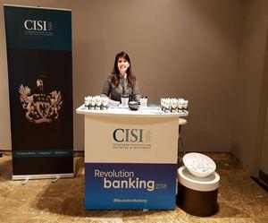 Rosa Mateus, directora CISI España.