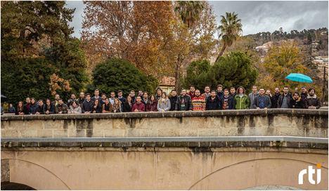 RTI Spain, equipo.