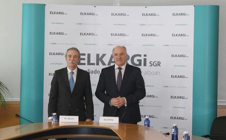Elkargi formaliza avales por 261 millones de € en 2017