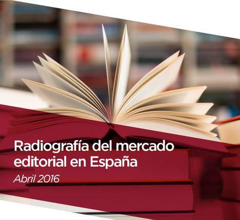 El sector editorial facturó en España más de 1.130M€