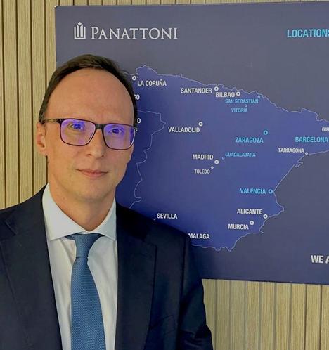 Panattoni contrata a Rafael Fernández Bautista como nuevo Land Development Director para España y Portugal