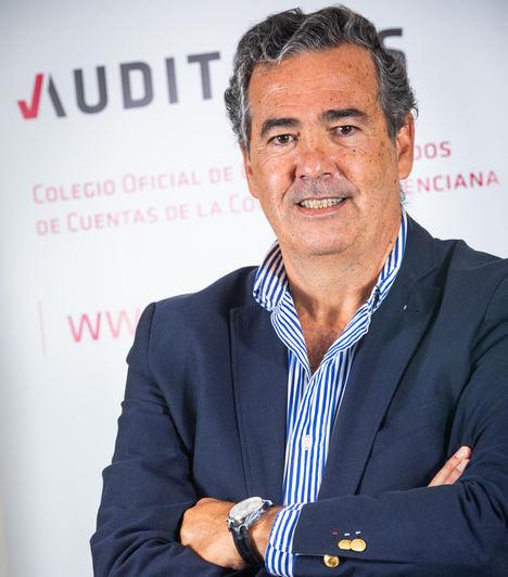 Rafael Nava, reelegido presidente de los auditores valencianos