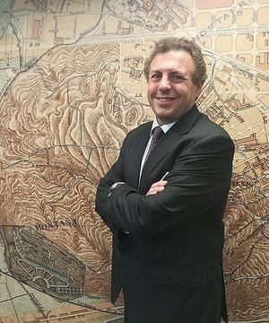 Rafael Vallet, socio de Lener en Barcelona.