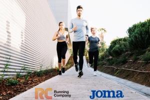 Rafaelhoteles Atocha y JOMA, unidos por el running