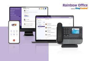 Alcatel-Lucent Enterprise y RingCentral lanzan una nueva solución de comunicación en la nube en España, Rainbow Office, powered by RingCentral