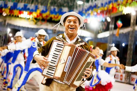 El festival Brasil Junino llega a España