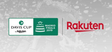 Rakuten se convierte en el patrocinador global de la Davis Cup