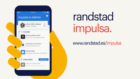Randstad lanza Impulsa para mejorar la empleabilidad de los trabajadores desde casa